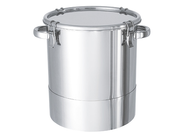[DT-CTH] Airtight Container With Clips, Head Plate Bottom