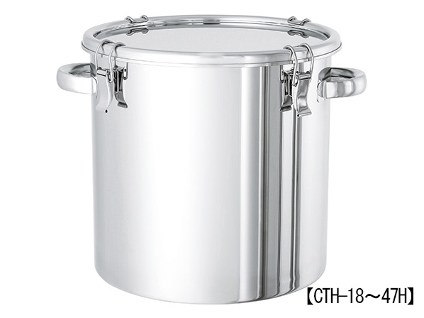 [CTH] Airtight Container (catch clip type)