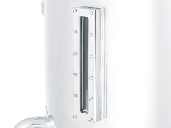 [KNM] Rectangular Flange Sight (square window)