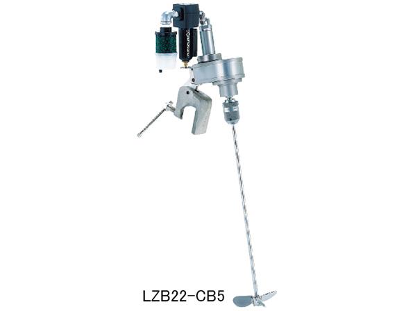 LZB 33 – B 2.5 Oilless Air Motor Stirrer